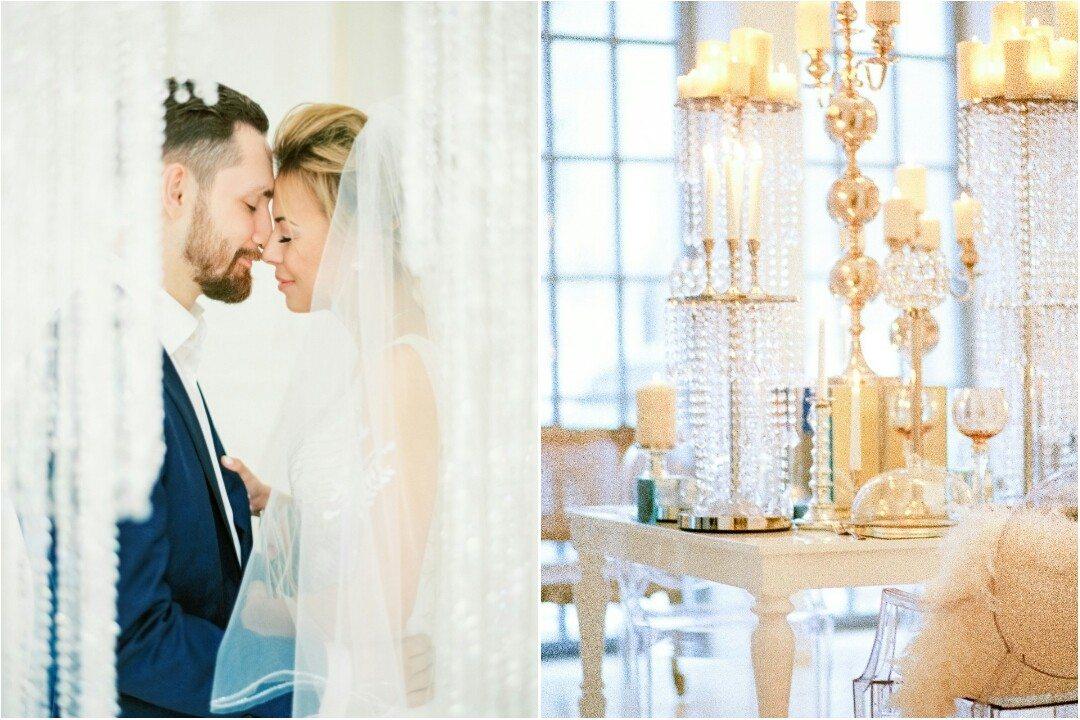 Среди облаков: свадьба Михаила и Натальи