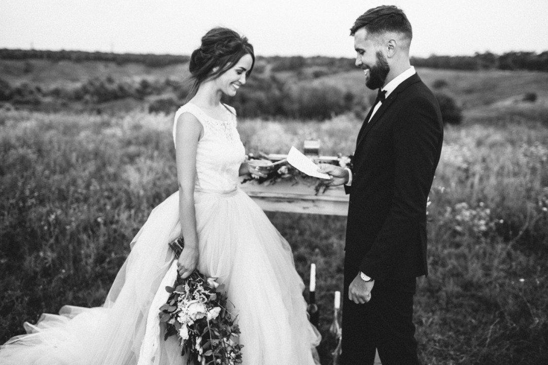 Домашний уют: свадьба Оли и Ярика
