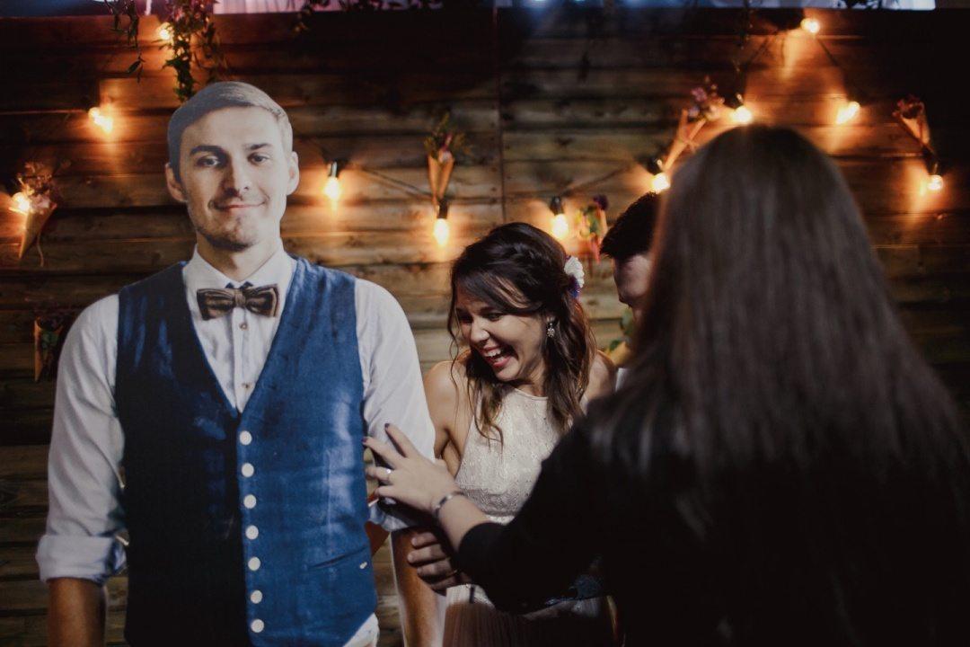 Парк любви: свадьба Андрея и Гали