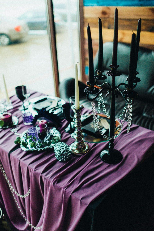 Inspired Black: стилизованная фотосессия