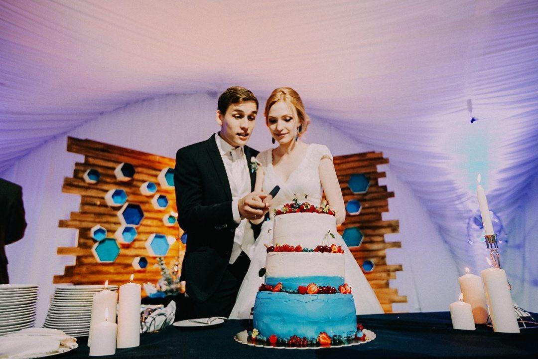 Space Post-Rock: свадьба Артема и Юли