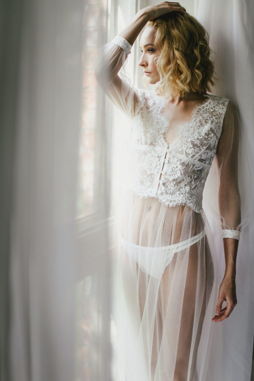 Будуарное платье невесты своими руками мастер класс 93