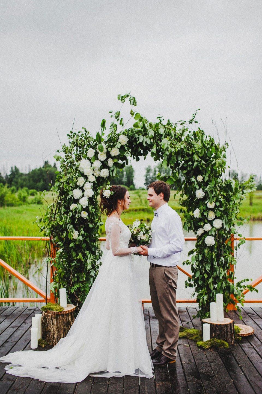 Семейный уют: свадьба Дениса и Тани