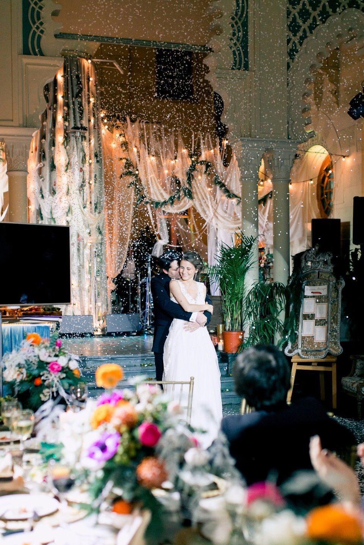 Сказка про лисят: свадьба Дмитрия и Наташи