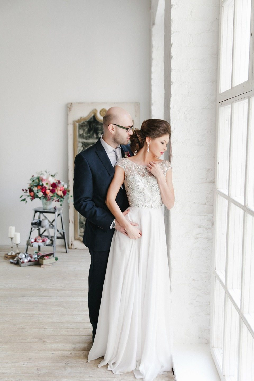 Роман о любви: свадьба Олега и Дианы