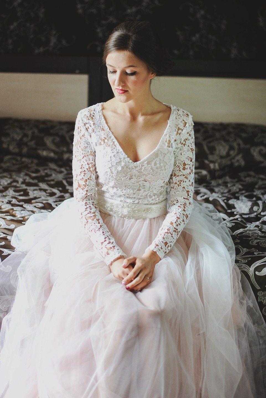 Романтика любви: свадьба Юрия и Марии