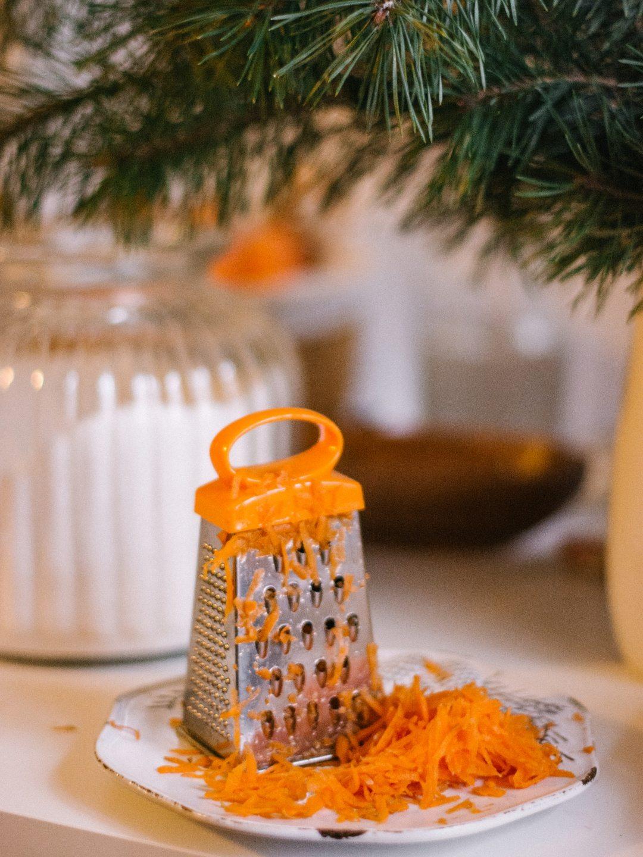 Пятничный торт: морковная сладость