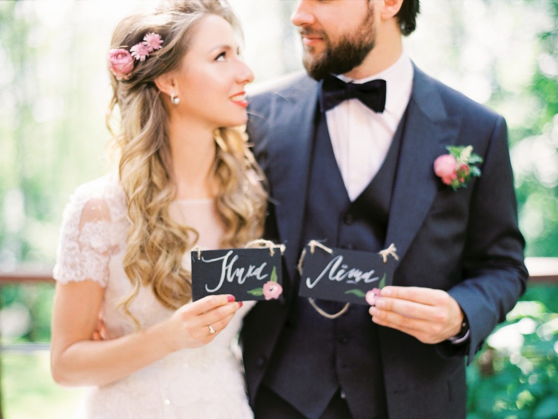 Путеводитель по современной свадьбе: жених и невеста