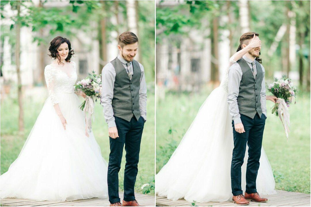 Мнение: Анастасия Соколова о первой встрече жениха и невесты