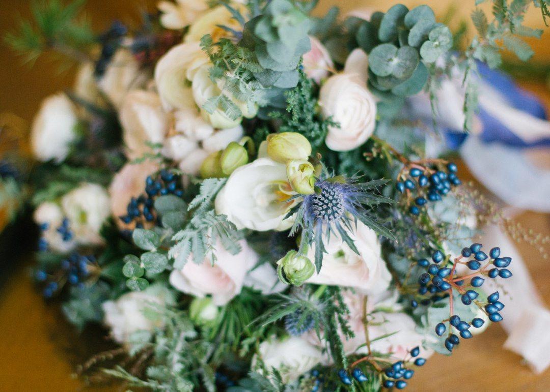Цветочная кухня: поцелуй зимы