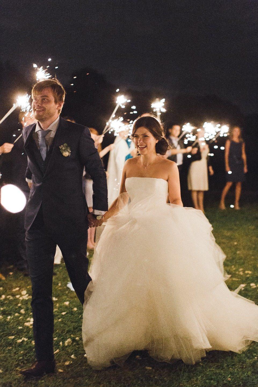 Вдохновение небом: свадьба Сергея и Алены