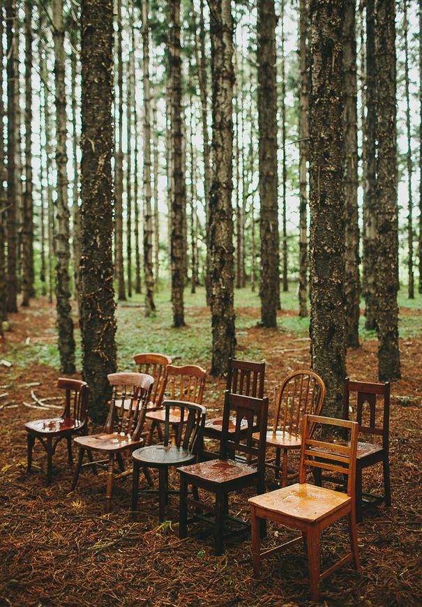 Проблема — решение: стулья на свадьбе