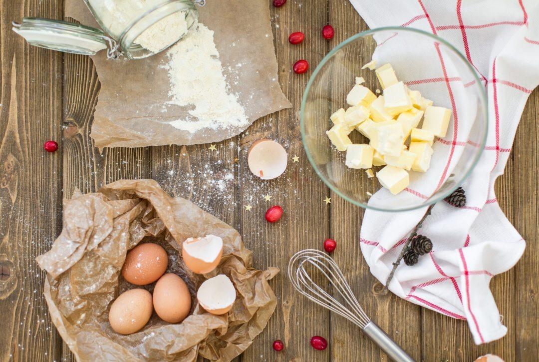 Пятничный торт: зимнее вдохновение