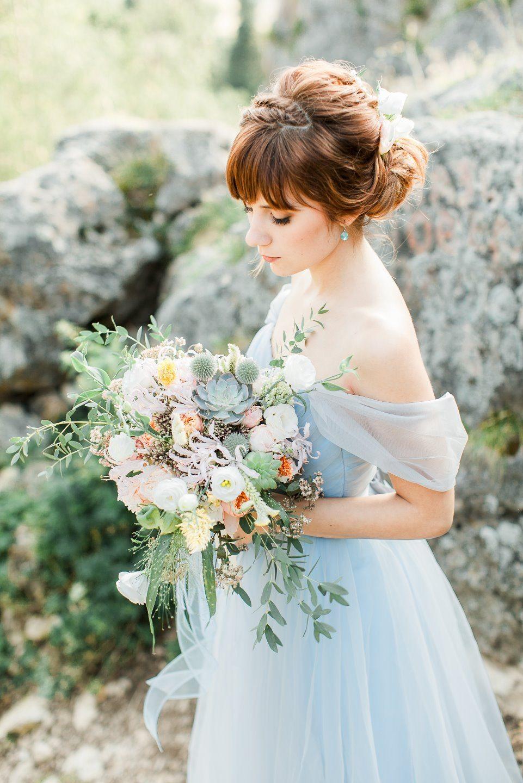 Романтика гор: свадьба Алексея и Анны