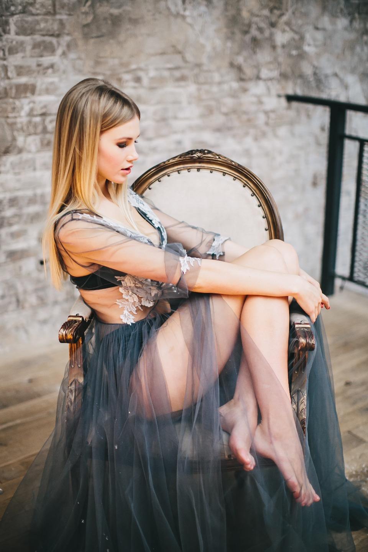 Brooklyn Girl: стилизованная фотосессия