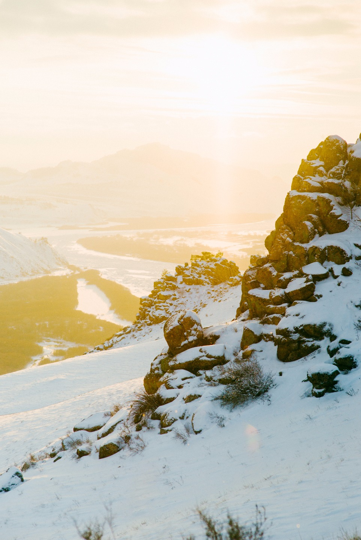 Среди снегов: love-story Елены и Сергея