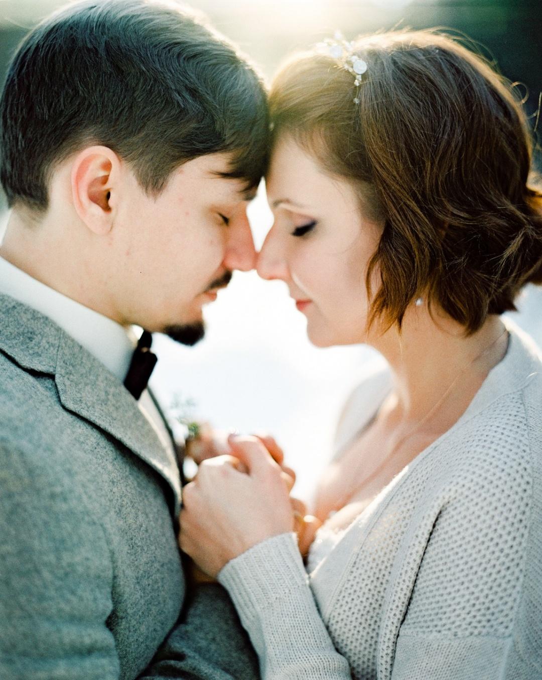 В объятиях гор: свадьба Евгения и Ксении