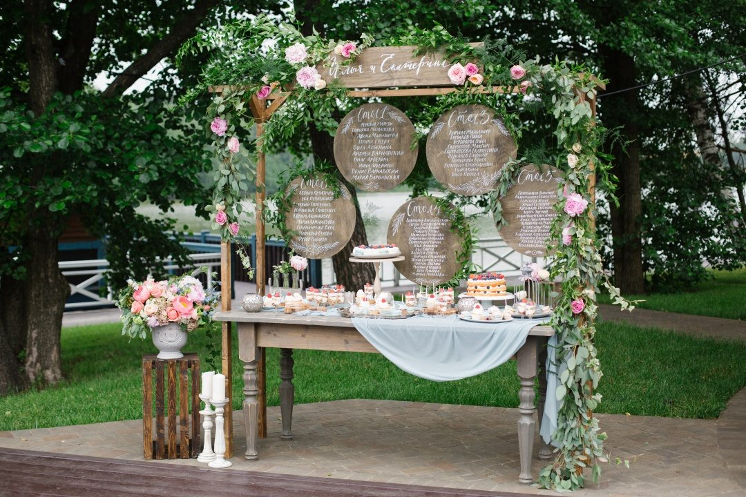 Wedding talk: JulyEvent
