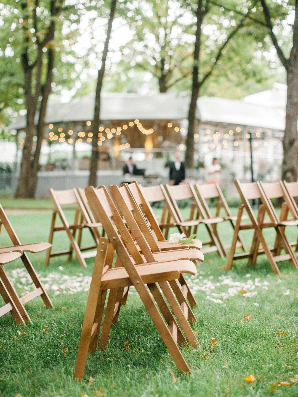 В розовом саду: свадьба Кати и Коли
