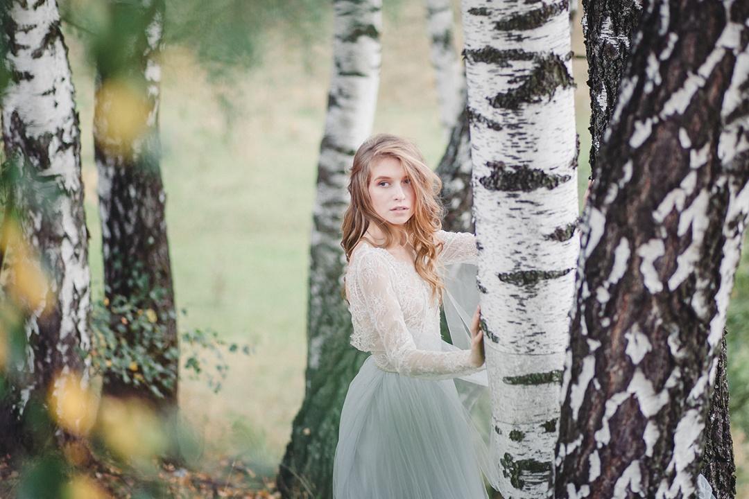 Осенняя палитра: стилизованная фотосессия