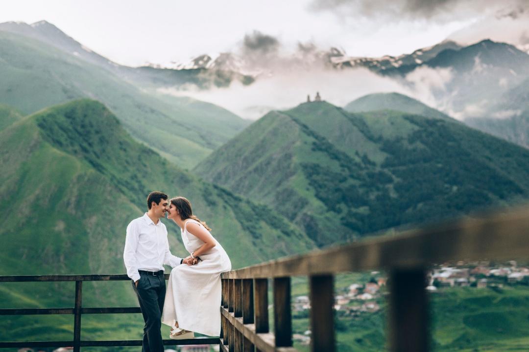 Все краски любви: свадьба Насти и Антона