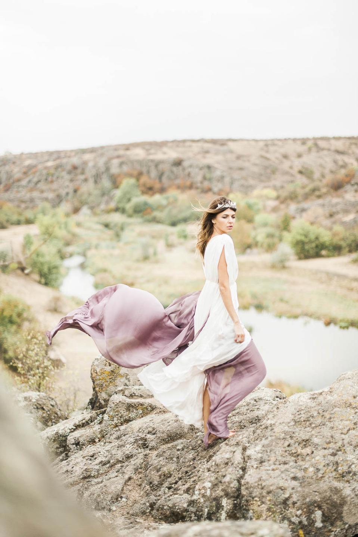 Дитя ветра: стилизованная фотосессия