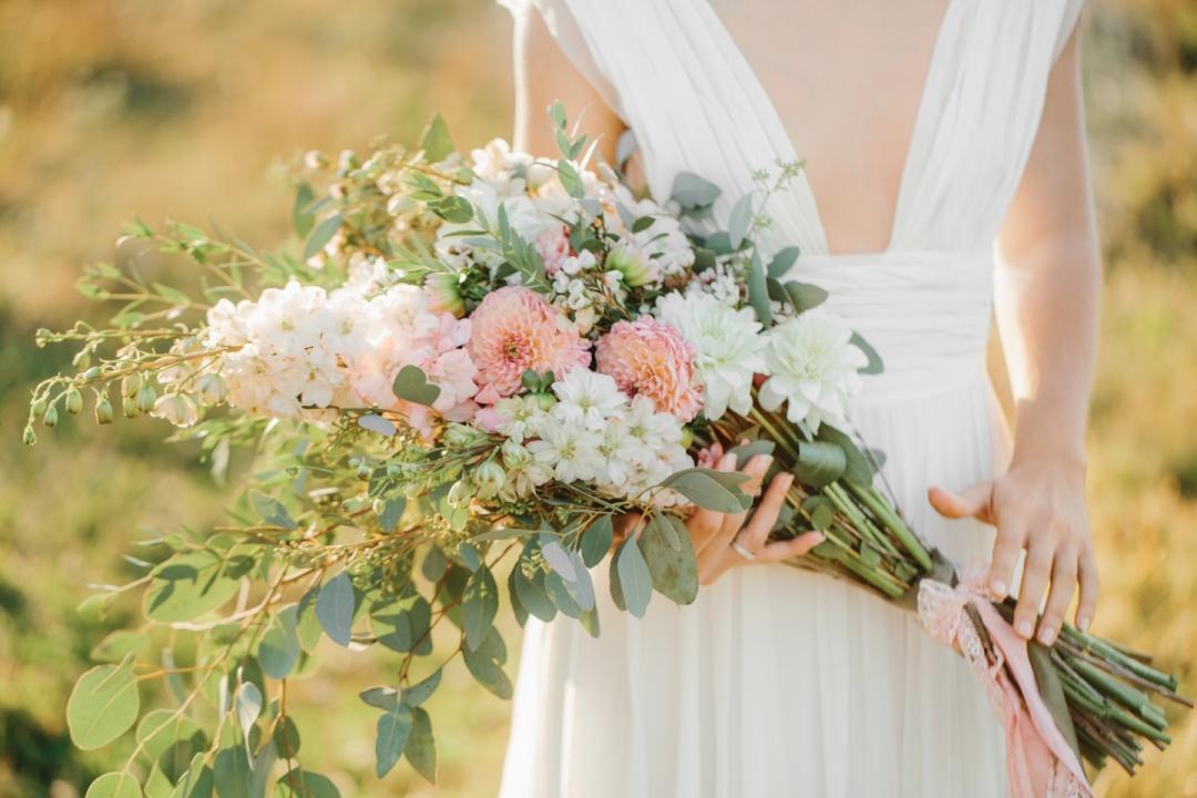 В цвете лета: стилизованная фотосессия