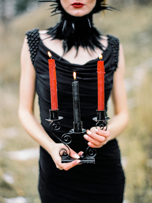 Witchcraft in the Ural mountains: стилизованная фотосессия