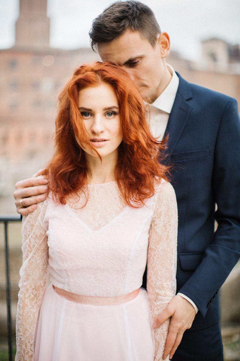 Римские каникулы: love-story Александра и Евгении