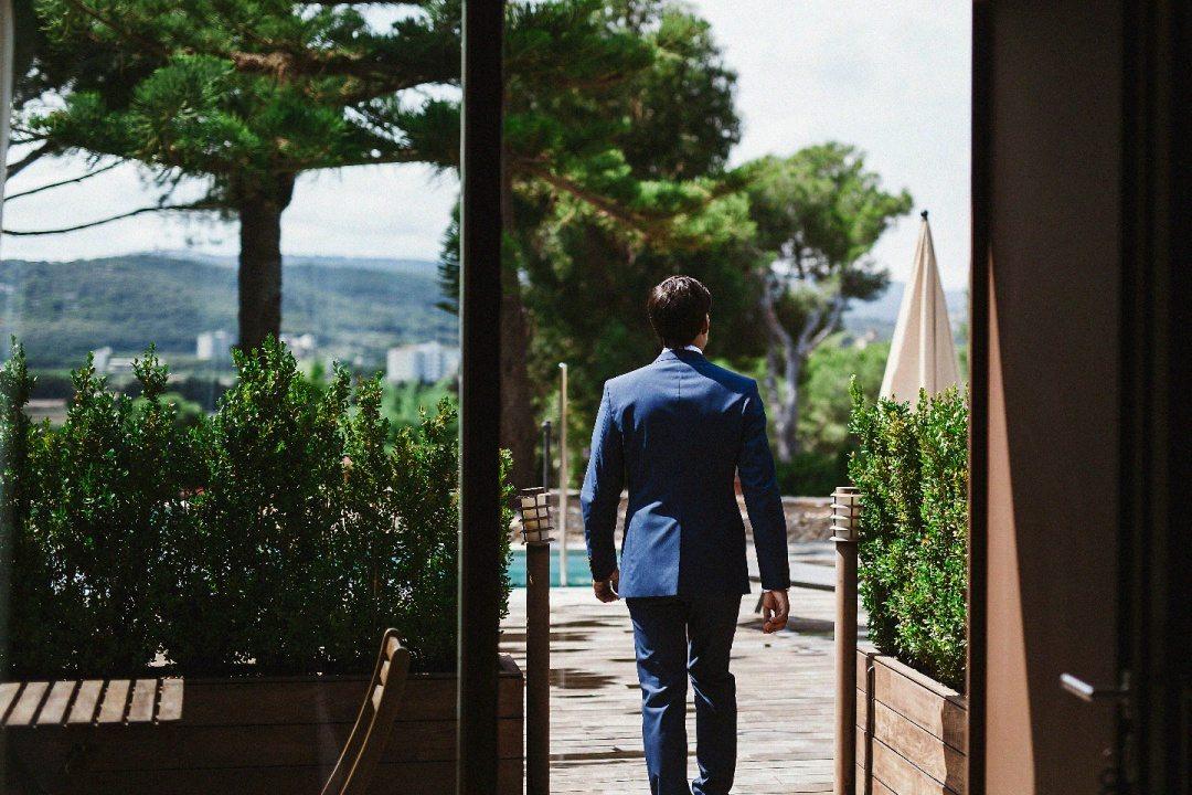 Лавандовое очарование: свадьба Александра и Наили