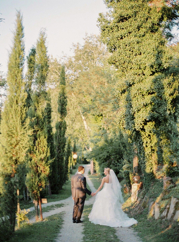 Под солнцем Италии: свадьба Ани и Симонэ