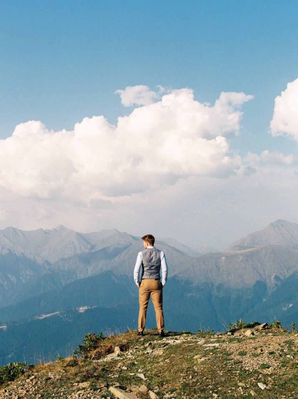 Глоток свежего воздуха: стилизованная фотосессия