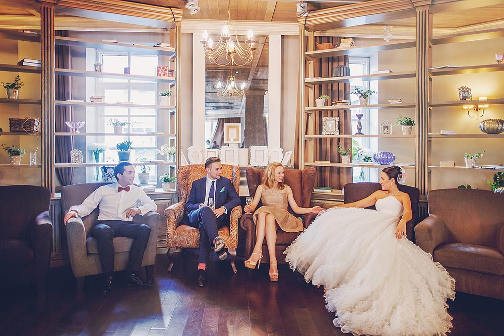 Wedding Talk: Mrs. Maxim Wed Bureau