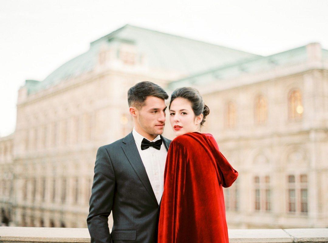 Принц и принцесса: стилизованная фотосессия