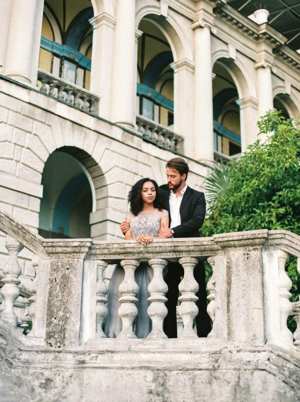 Тайна любви: стилизованная фотосессия