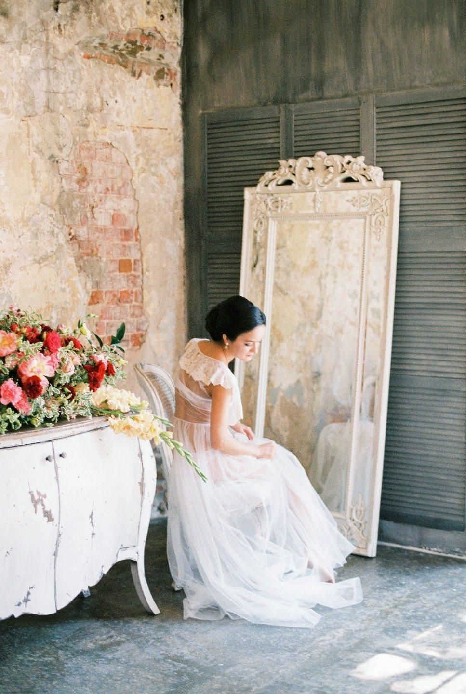 Благородный шик: свадьба Сергея и Альбины