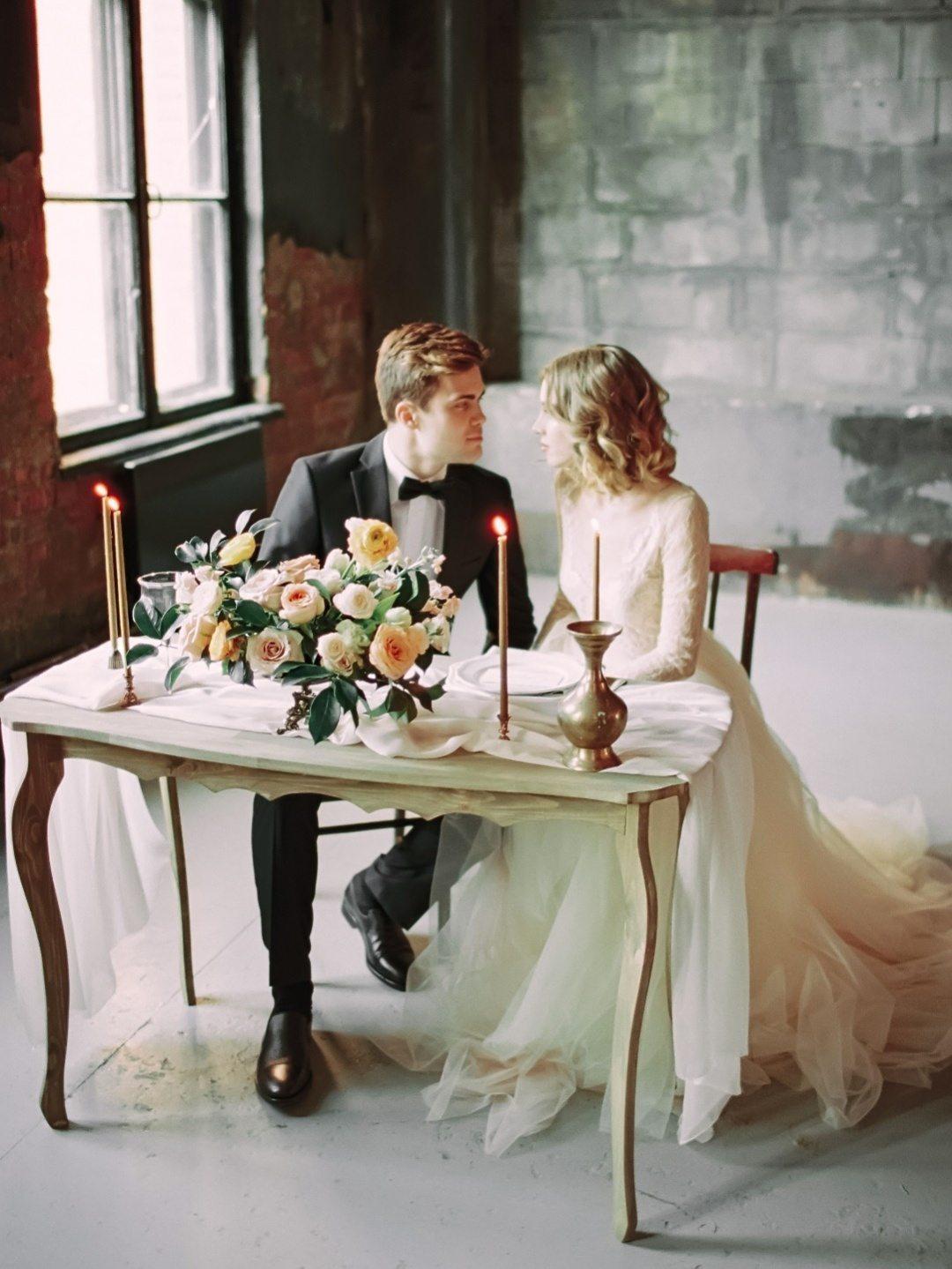 Таинство любви: стилизованная фотосессия