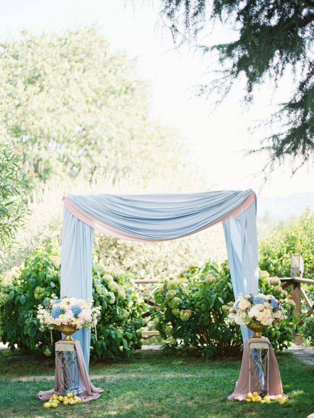 Грушевое торжество: свадьба Владимира и Надежды