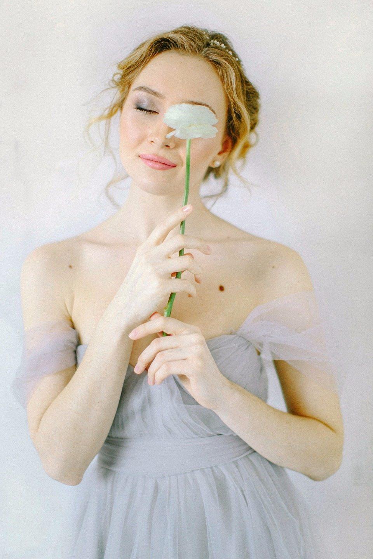 Breath of spring: стилизованная фотосессия