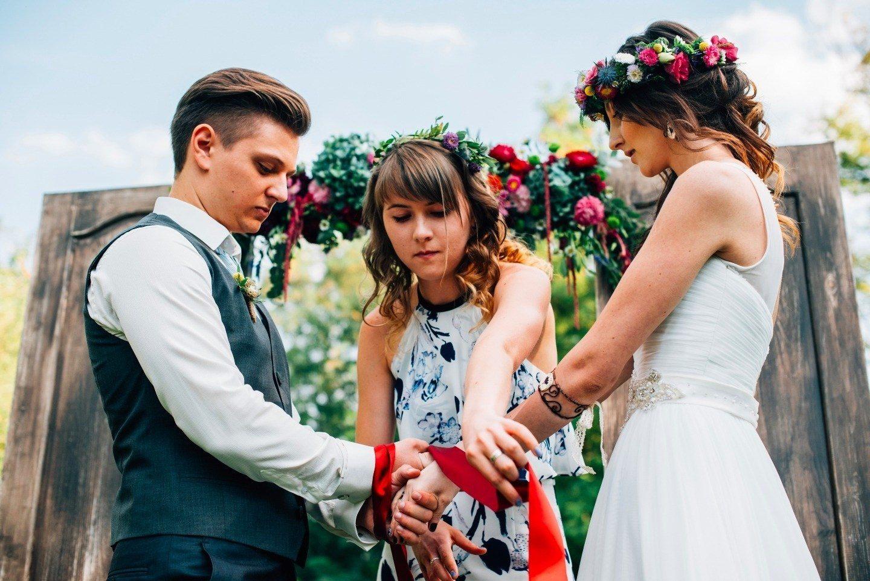 Путеводитель по современной свадьбе: церемония