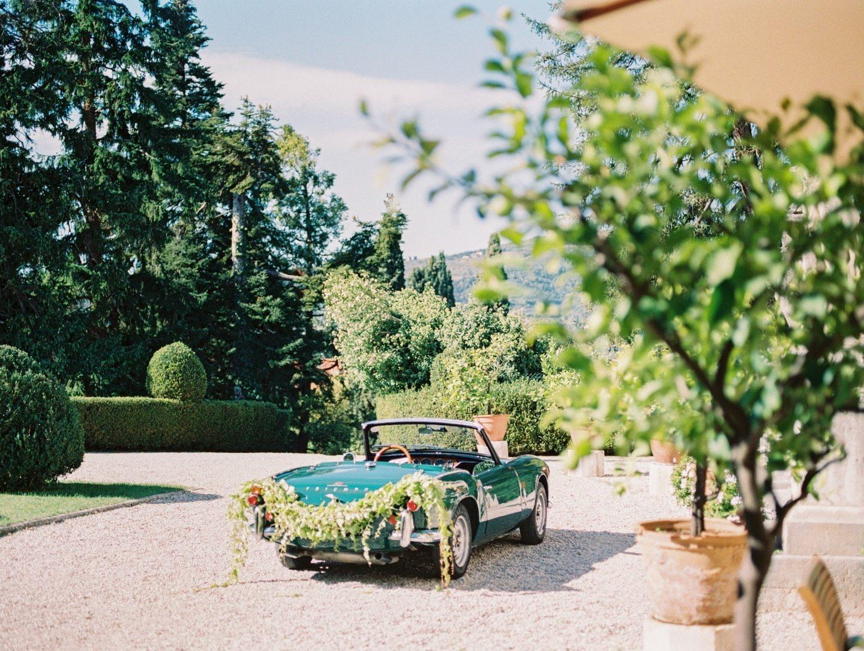 Итальянское благородство: стилизованная фотосессия