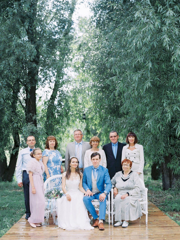 В духе русского дворянства: свадьба Игоря и Оксаны