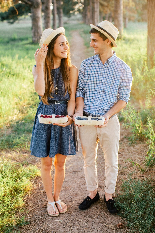 Одна тропинка на двоих: love-story Юрия и Вероники