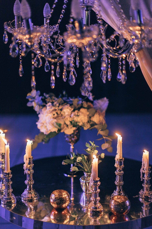 Блеск золота и серебра: свадьба Катерины и Андрея