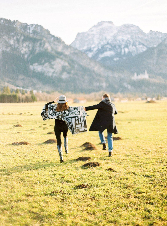 Любовь и Альпы: love-story Леши и Юли