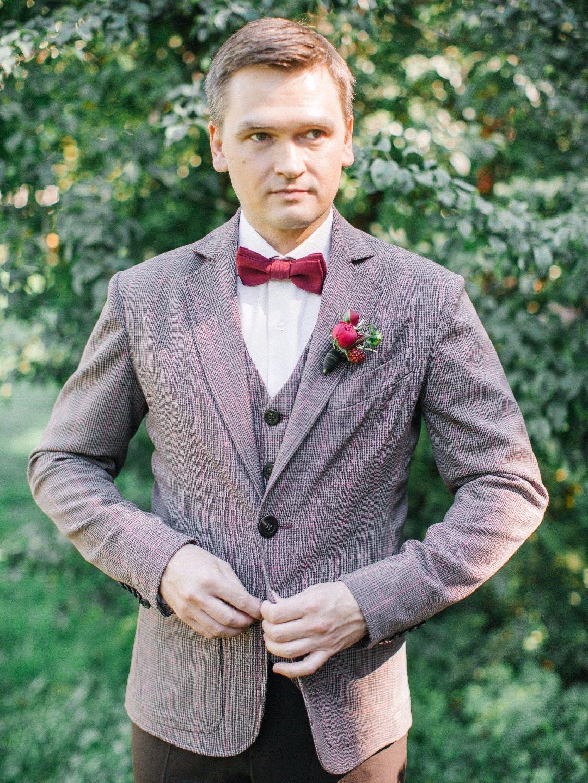 Цвет страсти: свадьба Максима и Ольги