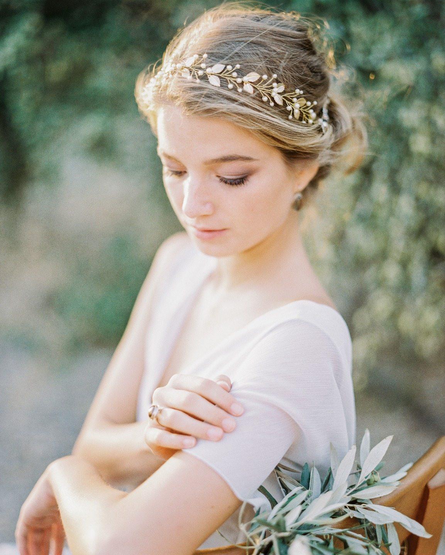 Olive elegance: стилизованная фотосессия