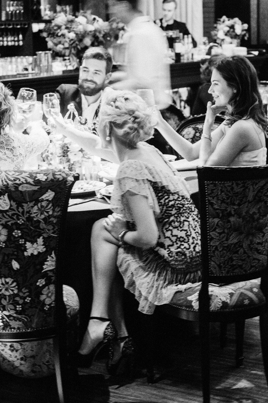 Городской шик: свадьба Романа и Полины