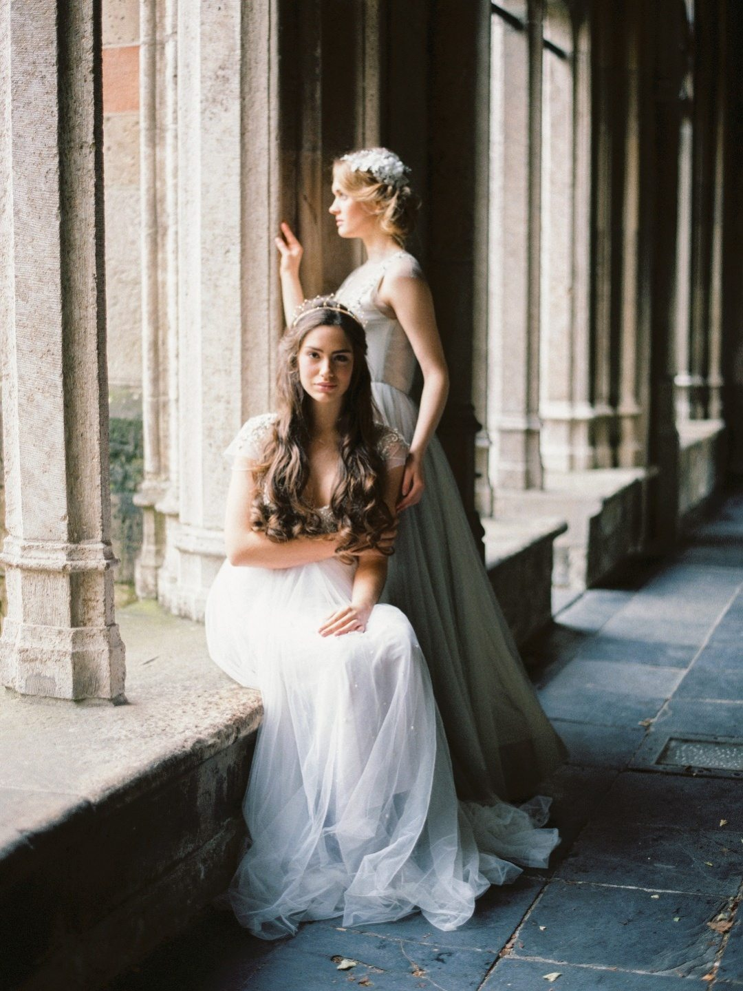 В духе Средневековья: стилизованная фотосессия