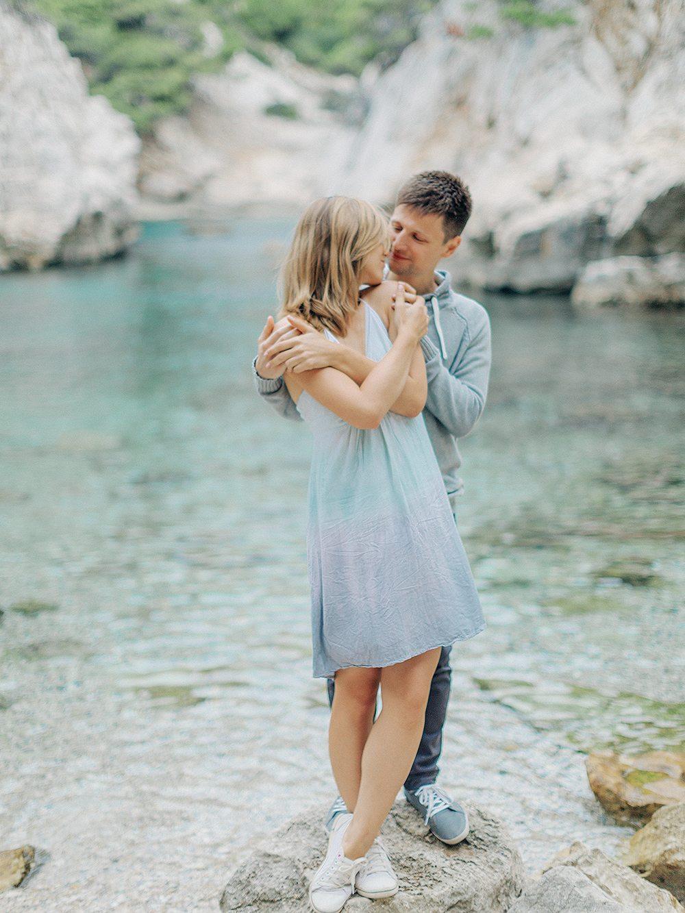 Из Прованса с любовью: love-story Тани и Максима